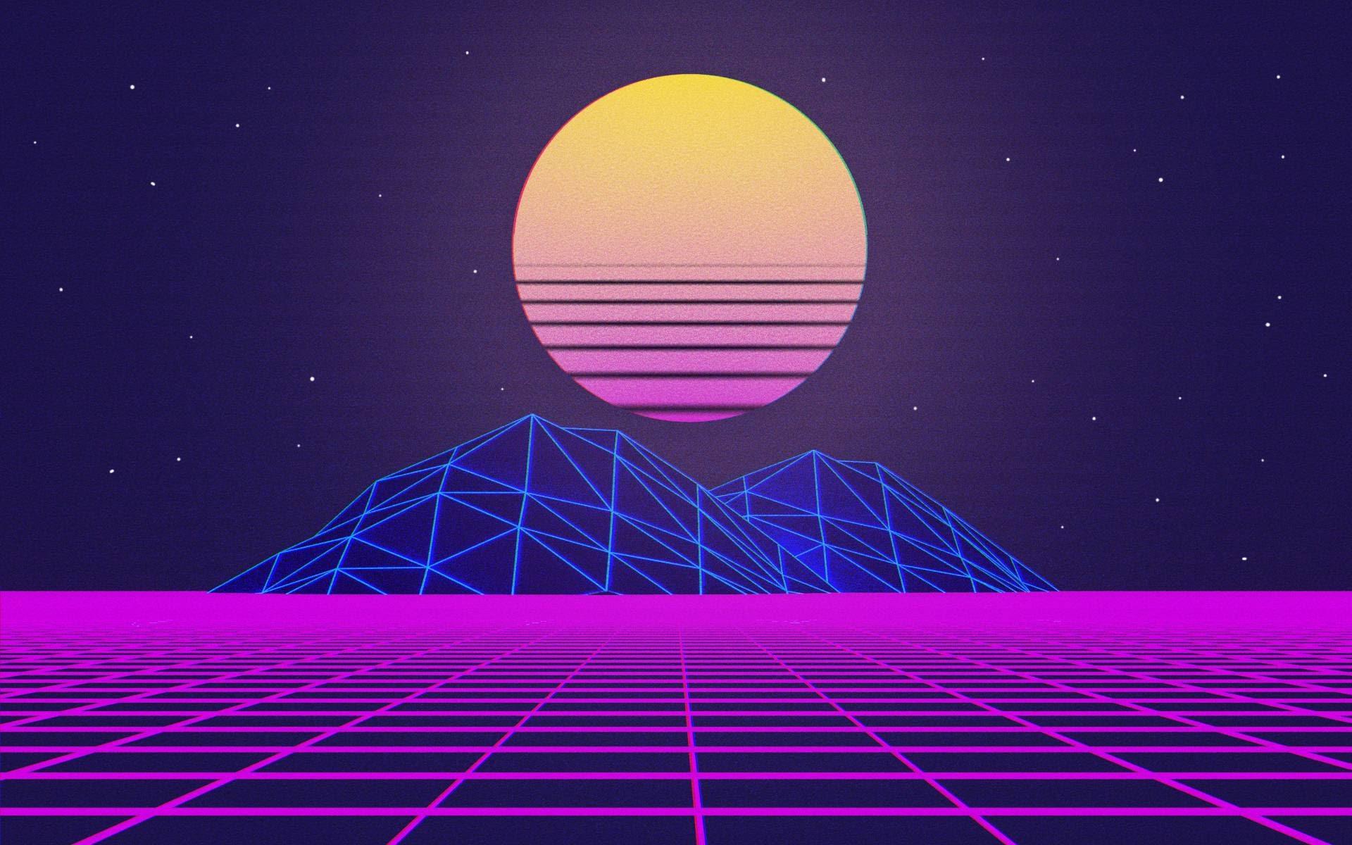 cosa è vaporwave videogiochi anni 80 90 aesthetics 2