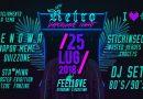 25 Luglio 2018 – NewRetro Vaporwave Night