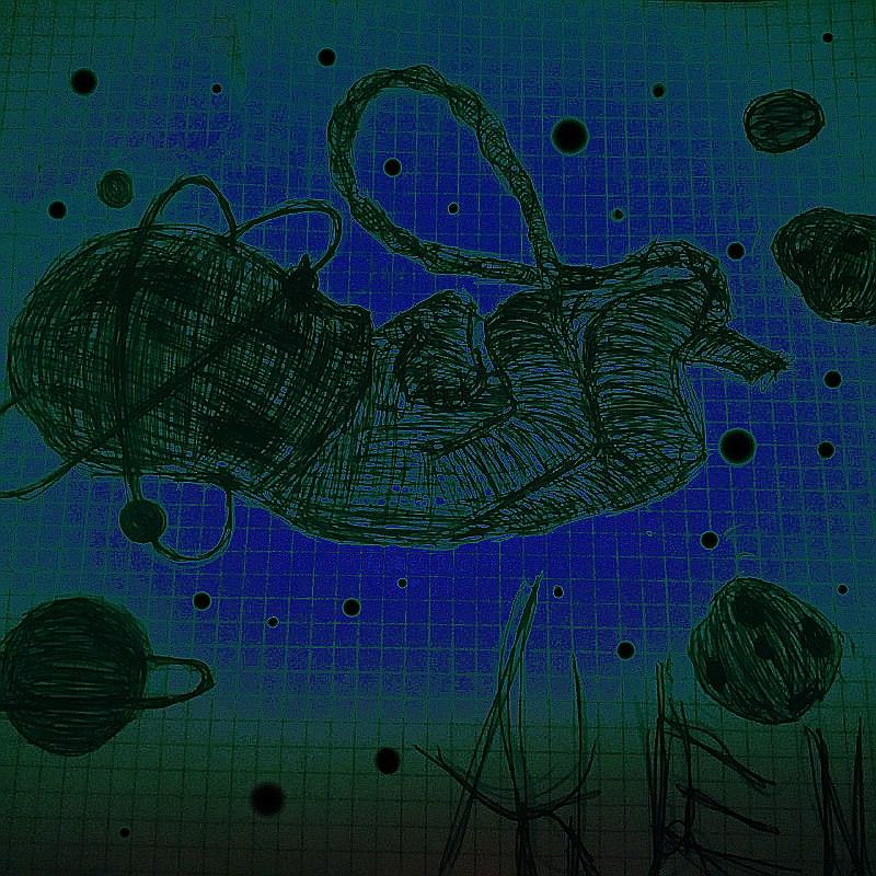 Fetus EP M00n Cloud vaporwave