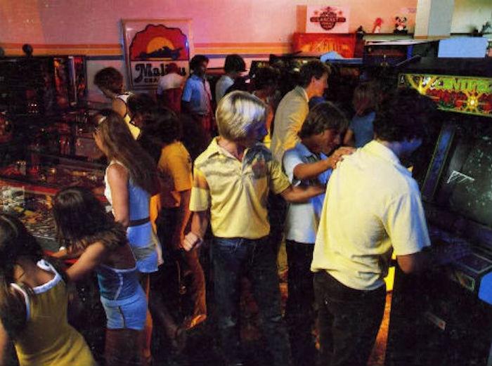sala giochi anni 80 anni 90 nostalgia