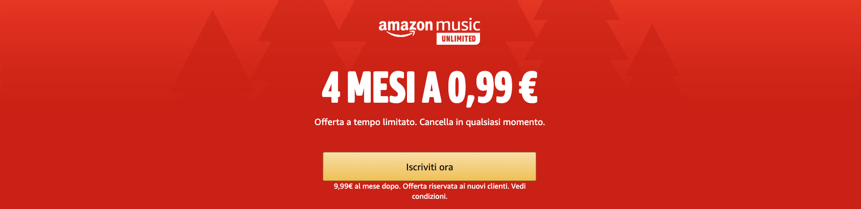 amazon unlimited offerta vaporwave italia