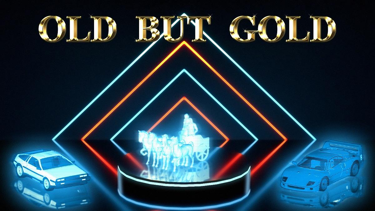 Old but gold luigi di giuseppe